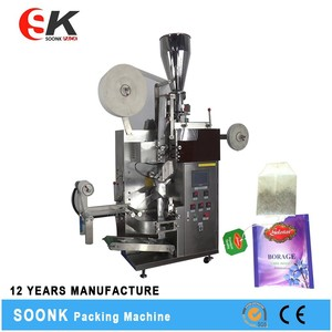 South Korea Price Herbal Tea Bag Packing Machine