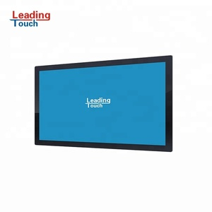 32 inch LCD finger touch interactive advertising digital signage led tv