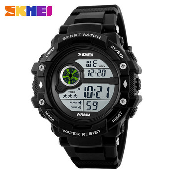 5 Bar Water Resistant Movt Uni Watch Skmei 1280 Alibaba Whole