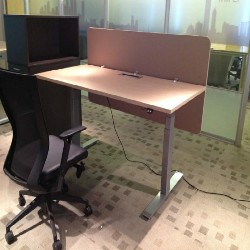 Barato de pie escritorio para espacios pequeños pequeño escritorio ...