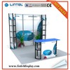 10*10ft recyclable exhibition stand exhibition booth material LT-ZH006