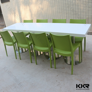 8 seat dining table square tables and chairs for events