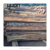 construction wood materials, Ambila/ Kosso/ Doussie suqared logs from Nigeria factory, high quality and valid CITES