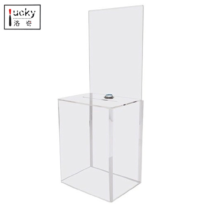 Acrylic display Stands Easels for Coins