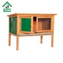fashionable Factory supplier plastic rabbit hutch