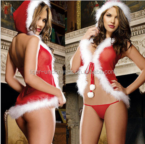 christmas costumes sexy lingerie