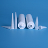 300ml tubes PP plastic cartridges for grease made from oil treatment