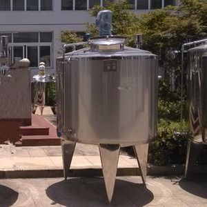 Sanitary Stainless Steel Tank for Liquid Soap ,Palm Oil