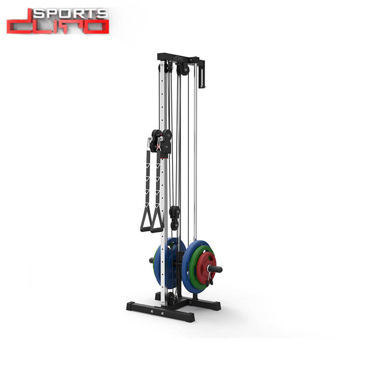 Top Quality Body Building Home Fitness Equipment Cable Crossover Machine Buy Home Fitness Equipment Cable Crossover Machine Body Building Home Gyms Exercise Equipment Product On Alibaba Com