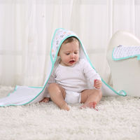 LAT child hooded towel baby for spa bathroom towel warmer