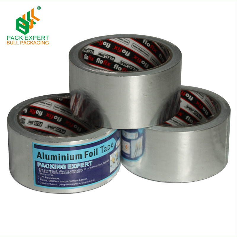 Factory outlet silver adhesive aluminum foil tape lowes price
