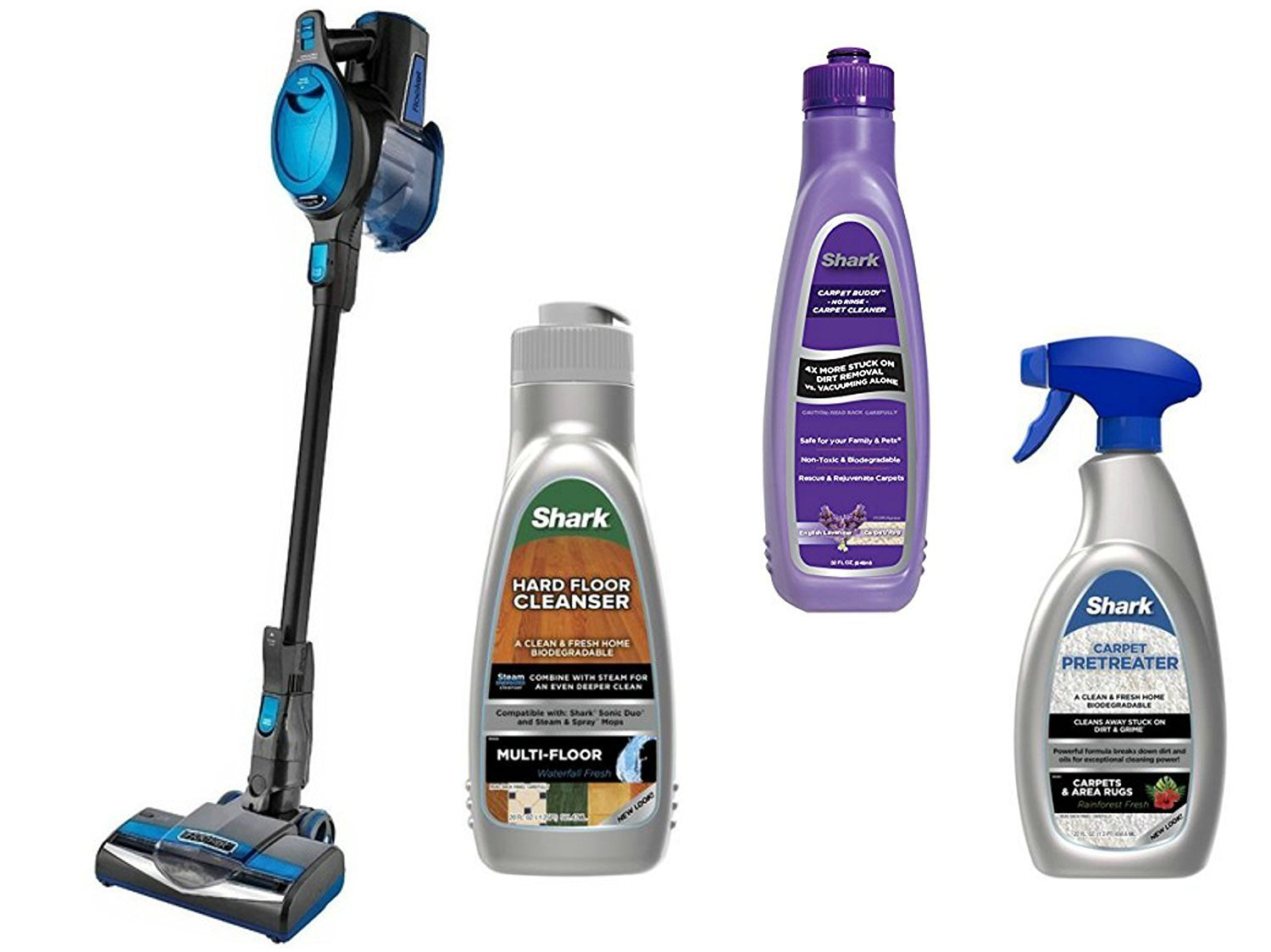 Get Quotations Shark Rocket Ultra Light Upright Vacuum With 20 Ounce Hard Floor Cleaner