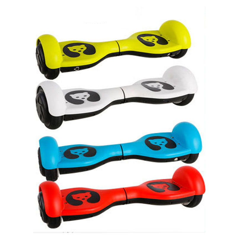 2015 New Gift mini 2wheel 2 wheels Children electric Scooter Child Smart Hoverboard Monorover Kids Drift Board Children Gift