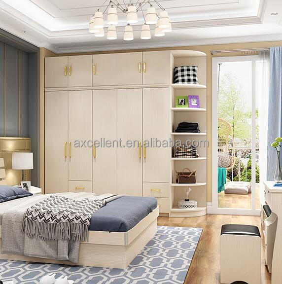 Cheap Bedroom Wooden Cupboards For Small Bedroom - Buy