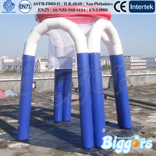 Commercial Water Game Inflatable Water Basketball Hoop
