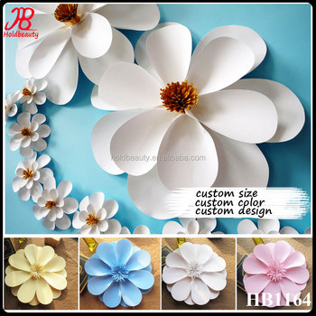 Diy Giant Paper Flower Large Backdrop Flowers Buy Paper Flower