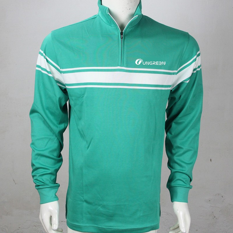 Wholesale Mens Polo T Shirt Man Blank Golf Shirt Embroider
