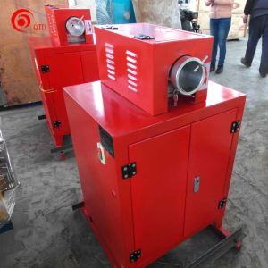 Multi Dimension Stylish Rubber Bottom Price Hydraulic Hose Skiving Machine Factory For Peeler