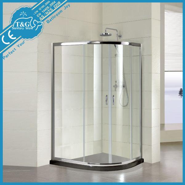 Sencillas cabinas de ducha para baños pequeños de fabricante ...