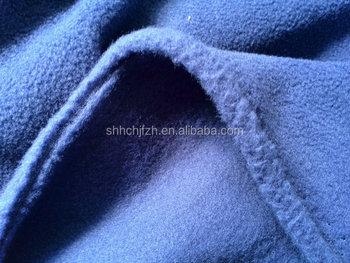 Fleece material polyester