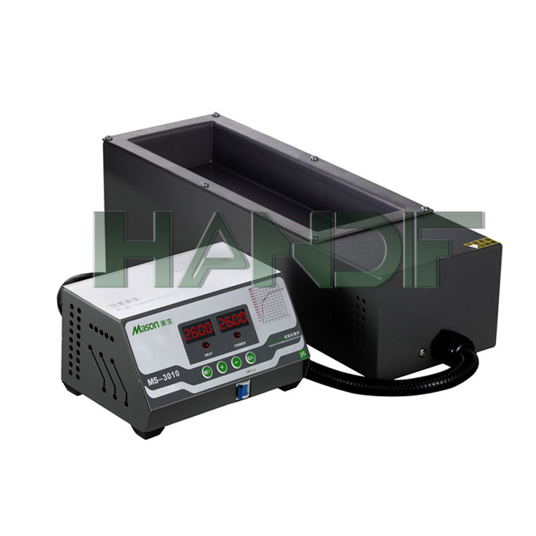 1500W MS-3010 digital solder pots lead free tin melting pot for PCB board <strong>welding</strong>