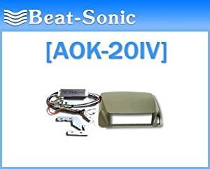 Beat Sonic Navi mounting kit [AOK series] progressive (vehicles with navigation with a 6-speaker) [color] Ivory AOK-20IV