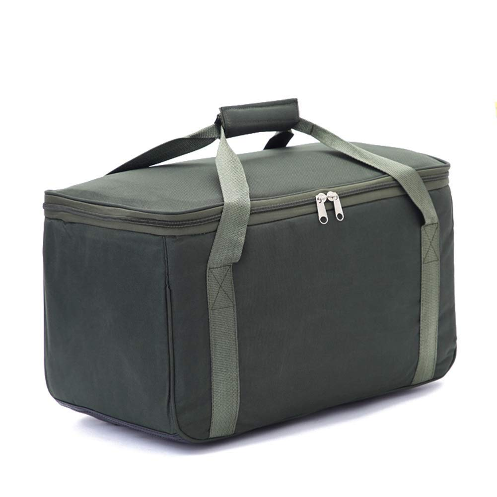 5fe54fefcd Get Quotations · SYHK Lunch Box Big Capacity Thermal Cooler Bags Insulated Cool  Handbags Ice Pack Vehicle Insulation Thermo