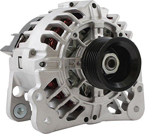 DB Electrical AVA0002 New Alternator For 1.8L 1.8 2.0L 2.0 Volkswagen Beetle, Jetta 02 03 04 05 2002 2003 2004 2005 2006, Golf 02 03 04 05 06 2002 2003 2004 2005 2006 IA1147 MG556 V439311 400-24025