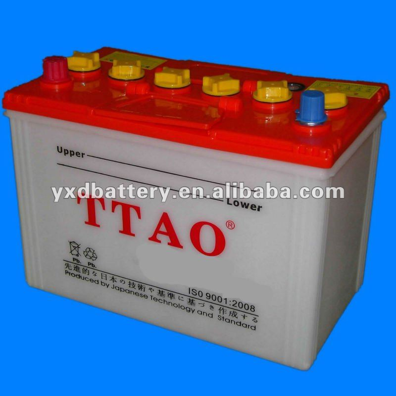 Dry Charge Batteries For Cars And Trucks 30H90R
