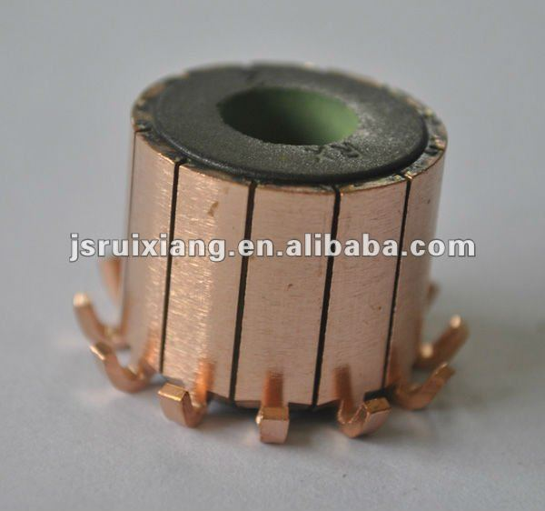 motor commutator alternator collector alternating collector