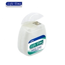 Custom <span class=keywords><strong>logo</strong></span> gewaxt mint <span class=keywords><strong>tandzijde</strong></span> gratis monster bleken dental floss