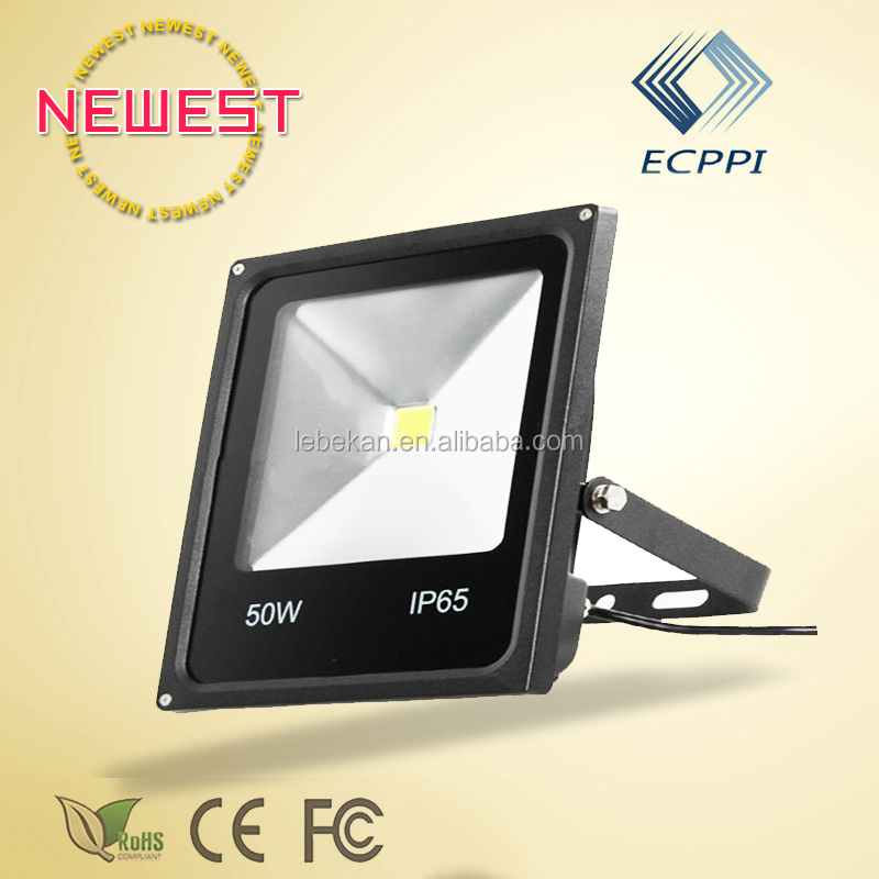 Factory Sale NEW Type led flood light 100w 50w for commecial lighting
