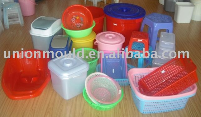 plastic houseware used ready injection mold