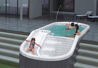 5.9 Meters Aquatic Exercise Large Swimming Spa Pool Jnj Spa-8218 ...