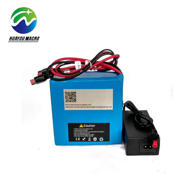 Factory Mobility Scooter Rechargeable 12V 33Ah 33000Mah Li-Ion Lithium Li Ion Battery Pack