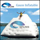 2016 hot sale pvc material floating giant climbing inflatable iceberg