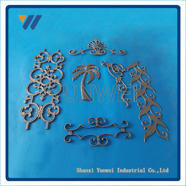 The Most Fashionable Chinese Factory Cheap Cast Iron Indoor Ornamental Fence