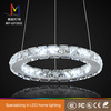 New product Elegant Home Use ball crystal pendant lights