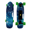 electric skateboard 120W Motorized Electric Skateboard with Wireless Remote Control,Max speed up to 11km/h