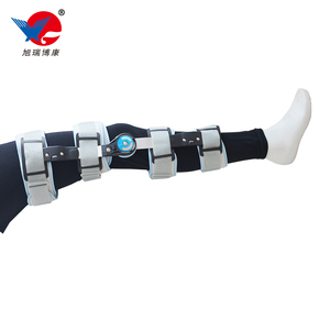 Best Selling Removable Knee Orthosis Orthopedic Hinged Knee Brace Medical Knee Support