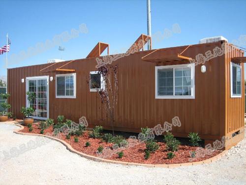Waterproof and windproof prefabricated prefab beach house for Prefab beach house