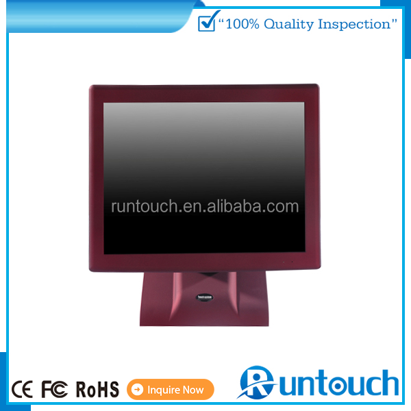 Runtouch RT-6800A Alibaba stock restaurant billing machine with ssd hard Disk & software