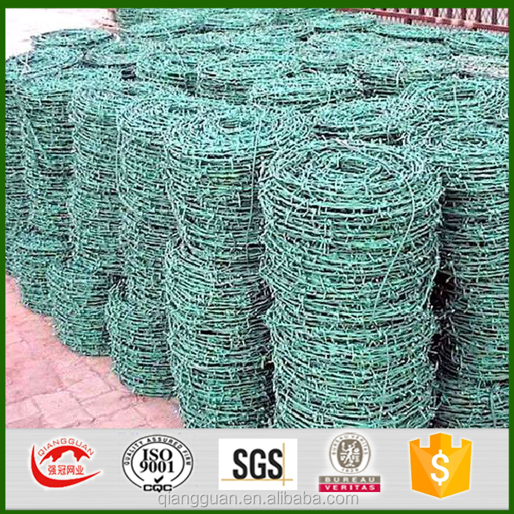 10kg Per Roll Barbed Wire Fence, 10kg Per Roll Barbed Wire Fence ...