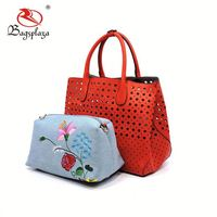 Hot Selling Factory Price China Manufacturer leather handbags florence italy