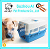"Dog 20"" Airline Approved Plastic Pet Kennel Carrier or Air Travel with Firm Lock Door and Free Cup Pet Carrier Airline"