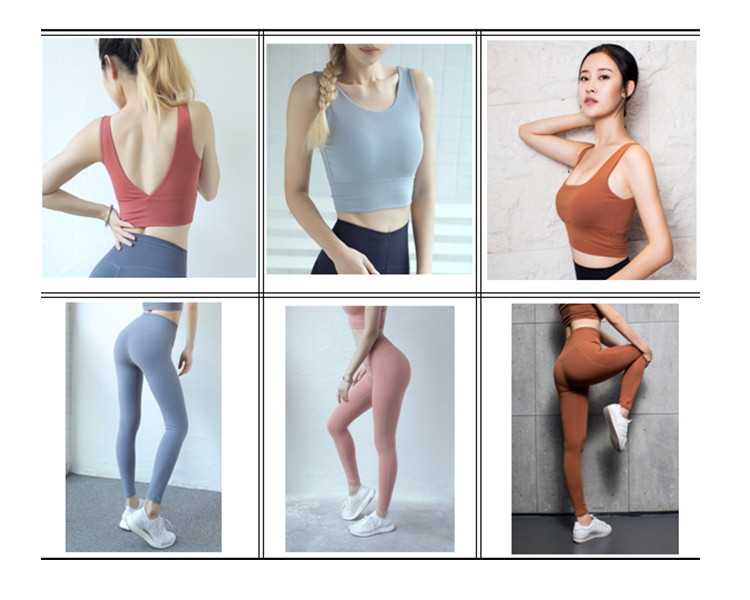 Women Sport Tops Wholesale 12