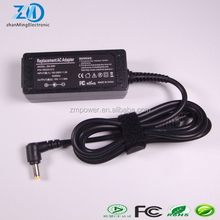 hot sale mini 19v 1.58a 5.5*1.7mm 30w laptop power adapter for acer