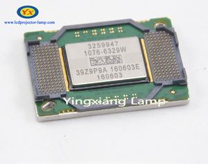 New and Original DMD chip 1076-6318W 1076-6319W 1076-6328W 1076-6329W for many projectors
