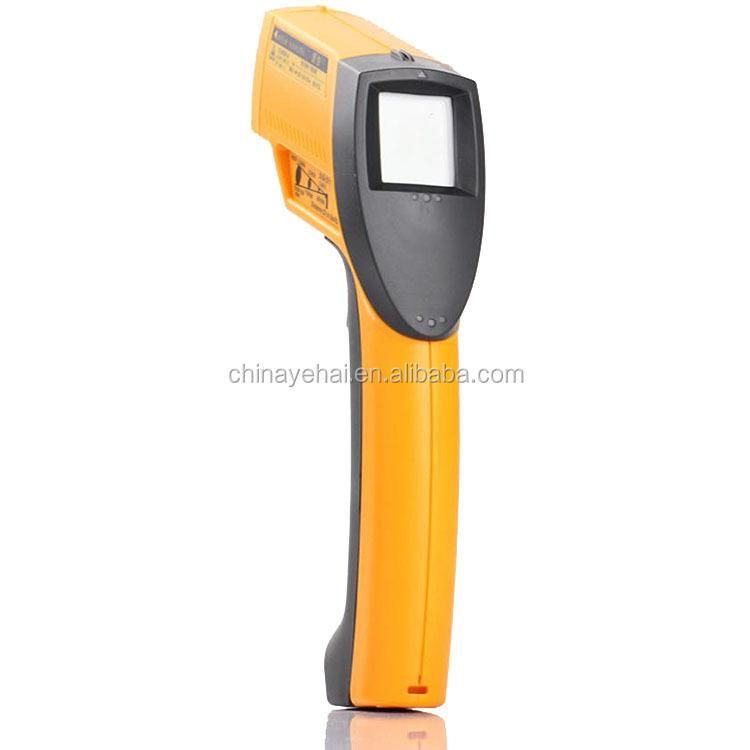 Hot-sales temperature sensor Fluke 63 no contact infrared thermometer - KingCare   KingCare.net