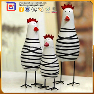 cheap and funny animal figurines for decor